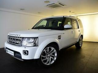 2015 Land Rover Discovery 4 3.0 SD V6 HSE s/s 5dr