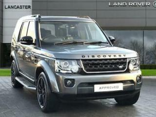 2015 Land Rover Discovery SDV6 HSE Diesel grey Automatic