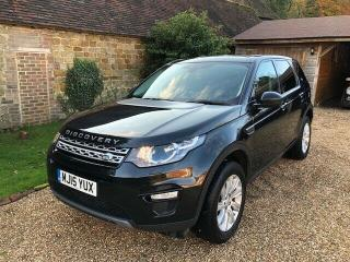 2015 Land Rover Discovery Sport 2.2SD4 190ps 4X4 Auto SE Tech