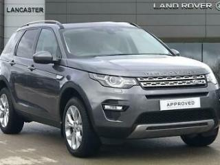 2015 Land Rover Discovery Sport Diesel grey Manual