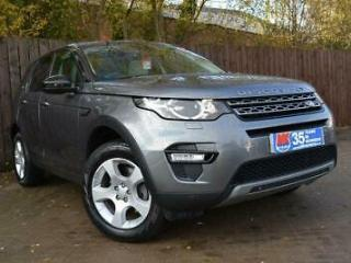 2015 Land Rover Discovery Sport TD4 SE TECH Manual Estate Diesel Manual