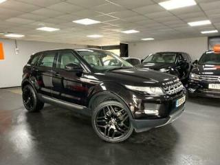 2015 Land Rover Range Rover Evoque 2.2 SD4 Pure Tech SUV 5dr Diesel Automatic