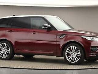 2015 Land Rover Range Rover Sport 3.0 SD V6 Autobiography Dynamic 4X4 s/s 5dr