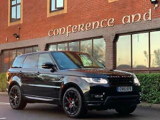 2015 Land Rover Range Rover Sport 3.0SD V6 AUTOBIOGRAPHY DYNAMIC 4WD s/s