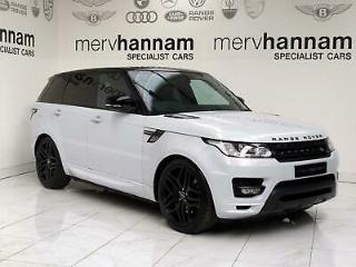 2015 Land Rover Range Rover Sport 4.4 SD V8 Autobiography Dynamic 4X4 s/s 5dr