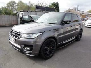 2015 Land Rover Range Rover Sport 4.4 SD V8 Autobiography Dynamic s/s 5dr