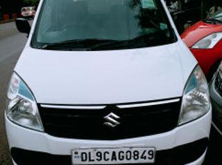 2015 Maruti Wagon R 2010 2012 LXI CNG for sale in Noida D2169348