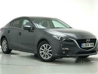 2015 Mazda 3 2.2d SE L Nav 4dr Diesel grey Manual