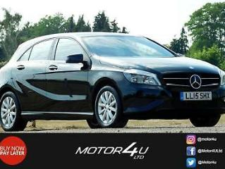 2015 MERCEDES A CLASS A180 CDI BLUEEFFICIENCY SE HATCHBACK DIESEL