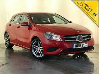 2015 MERCEDES BENZ A180BLUE EFFICIENCY SPORT NAV BLUETOOTH 1 OWNER SVC HISTORY