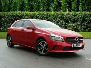 2015 Mercedes Benz A Class 180 D Se Executive Auto Diesel red Semi Auto