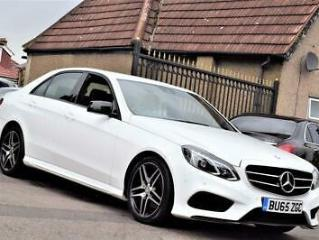 2015 Mercedes Benz E Class 2.0 E250 AMG Night Edition 7G Tronic Plus 4dr