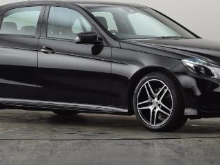 Mercedes Benz E Class E220 BlueTEC AMG Night Edition 4dr 7G Tronic Saloon 2015, 44605 miles, £15799