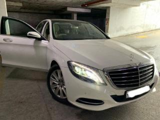 2015 Mercedes Benz S Class S 350 CDI for sale in New Delhi D2320038