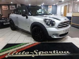 2015 MINI Paceman 2.0 Cooper D ALL4 3dr Diesel silver Automatic