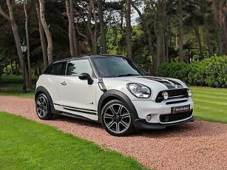 2015 MINI Paceman COOPER SD ALL4 Coupe Media Pack, CHILI Pack, 18 Inch Alloys, H