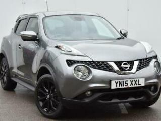 2015 Nissan Juke 1.6 Tekna 5dr Xtronic Hatchback 5 door Hatchback