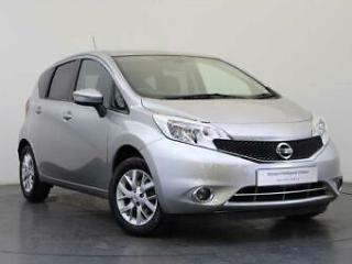 2015 NISSAN Note, Silver