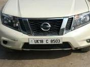 2015 Nissan Terrano 143000 kms driven in Kashipur Road