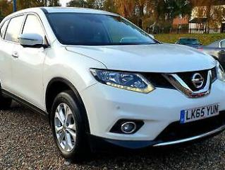 2015 Nissan X Trail 1.6 dCi Acenta SUV 5dr Diesel Manual s/s