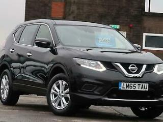 2015 Nissan X Trail 1.6 dCi Visia s/s 5dr