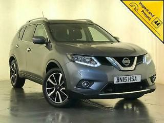 2015 NISSAN X TRAIL N TEC DCI AUTO REVERSING CAMERA 1 OWNER SERVICE HISTORY