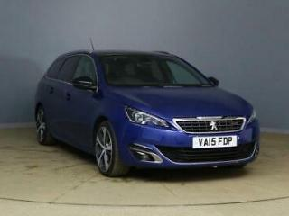 2015 Peugeot 308 SW 2.0 BlueHDi GT Line Estate 5dr Diesel Manual