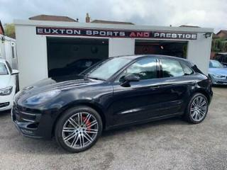 2015 Porsche Macan 3.6T Turbo PDK 4WD s/s 5dr