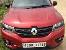 2015 Renault Kwid RXT 24000 kms driven in Madhapur