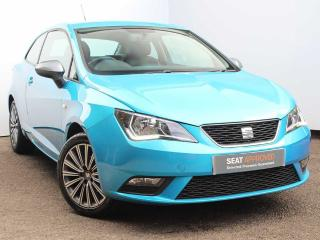 Seat Ibiza Sport Special Edition 1.2 TSI 90 Connect 3dr Hatchback 2015, 26858 miles, £6990