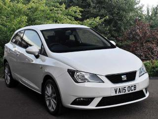 Seat Ibiza Sport Special Edition 1.4 Toca 3dr Coupe 2015, 27233 miles, £6650