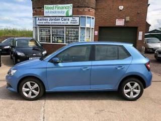 2015 Skoda Fabia 1.2 TSI SE 5dr ONW OWNER, 6 SPEED, £20 ROAD TAX 5 door Hatc