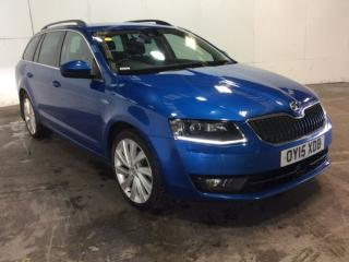 2015 SKODA OCTAVIA 2.0 TDI 150 LAURIN & KLEMENT 4X4 ESTATE, FDSH,*TOP SPEC RARE