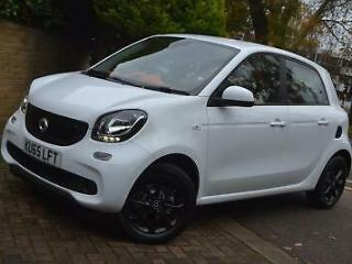 2015 Smart forfour 1.0 Passion s/s 5dr