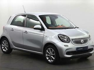 2015 smart forfour Smart for Four Passion Manual Low Miles Petrol silver Manua