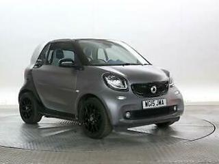 2015 smart fortwo 0.9 Proxy Premium Plus Coupe Petrol Manual
