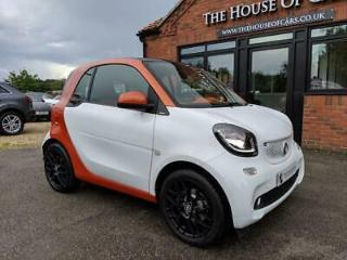 2015 Smart fortwo 1.0 Edition 1 s/s 2dr