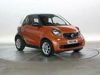 2015 SMART FORTWO 1.0 Passion