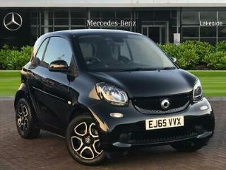 2015 smart fortwo coupe 0.9 Turbo Prime Premium 2dr Petrol Manual