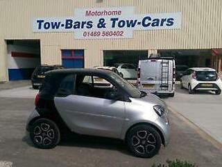 2015 Smart fortwo Prime motorhome tow car braked a frame towcar
