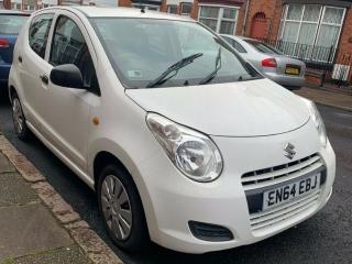 2015 Suzuki Alto Sz 1.0 Petrol 5 Door 34k Mileage £0 road tax Car White