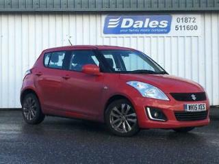 2015 Suzuki Swift 1.2 SZ3 5dr 5 door Hatchback