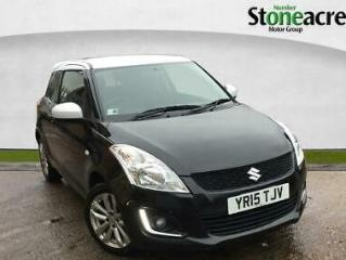 2015 Suzuki Swift 1.2 SZ L Hatchback 3dr Petrol Manual 116 g/km, 93 bhp
