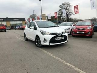 2015 Toyota Yaris 1.33 Icon Hatchback 5dr Petrol Manual TSS 114 g/km, 99 bhp