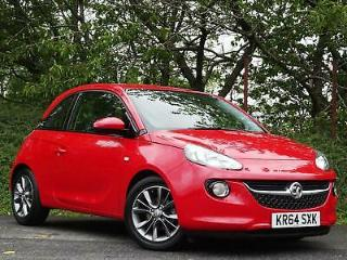 2015 Vauxhall Adam 1.2i ecoFLEX JAM £30 TAX BLUETOOTH USB CRUISE