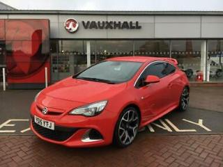 2015 Vauxhall Astra GTC VXR 2.0T 280PS Coupe