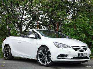 2015 Vauxhall Cascada 2.0 CDTi ELITE LOW MILEAGE BLUETOOTH LEATHER SEATS