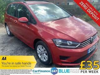 2015 Volkswagen Golf SV 1.6 TDI BlueMotion Tech SE s/s 5dr