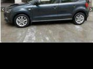 Grey 2015 Volkswagen Polo Highline1.2L P 28700 kms driven in Dombivli