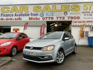 2015 Volkswagen Polo 1.0 TSI BlueMotion Tech SE s/s 5dr